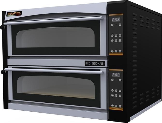 Печь для пиццы WLBake WellPizzaProfessionale 66D