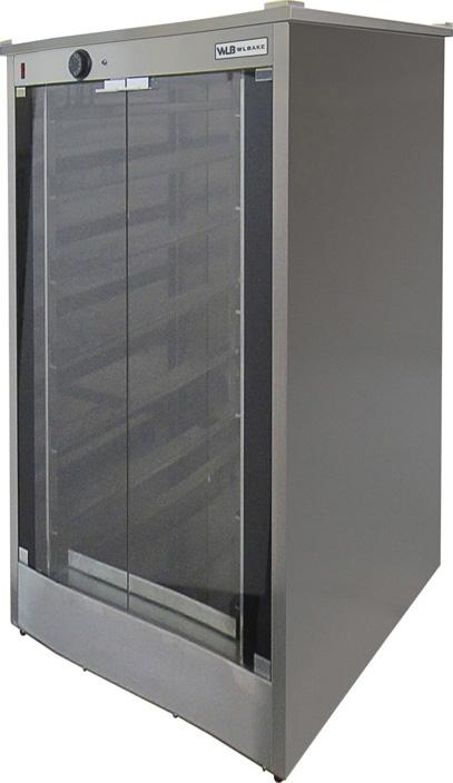 Расстоечный шкаф WLBakePF-133