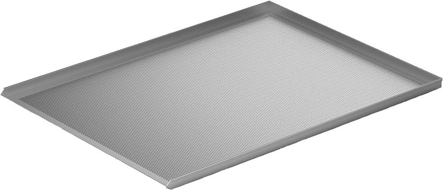 Перфорированный алюминиевый противень WLBake 016552
