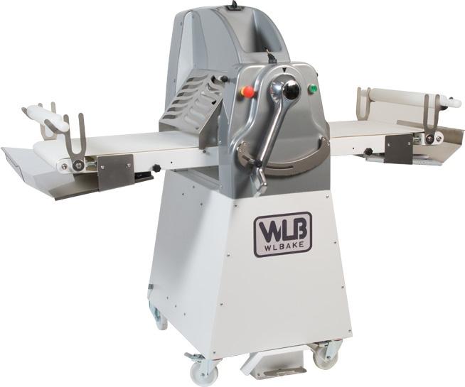 Тестораскаточная машина WLBakeDSF600-1000