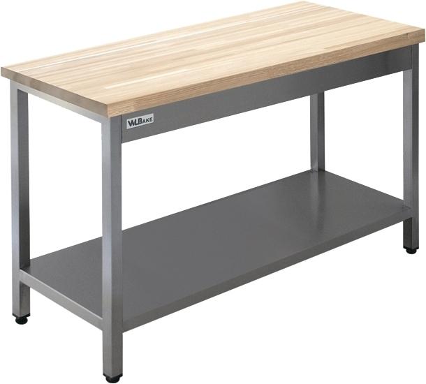 Производственный стол WLBakeSKB-1407