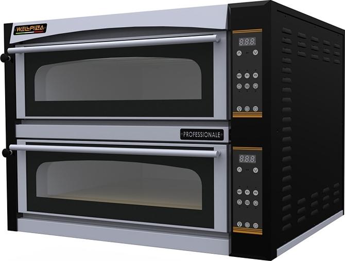 Печь для пиццы WLBake WellPizzaProfessionale 44D