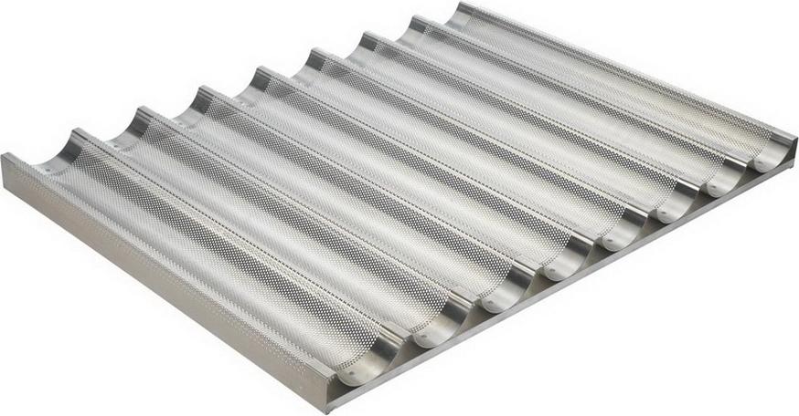 Перфорированный алюминиевый противень WLBake 016544