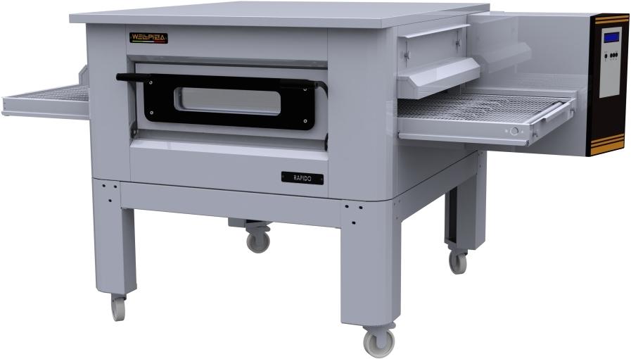 Конвейерная печь WLBake WellPizza Rapido 85